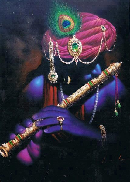 krishna :- the saver of world by sanjay14 on deviantART