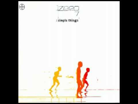 Zero 7 - In The Waiting Line. Great group! Also check out their songs: Destiny, I Have Seen and Passing By