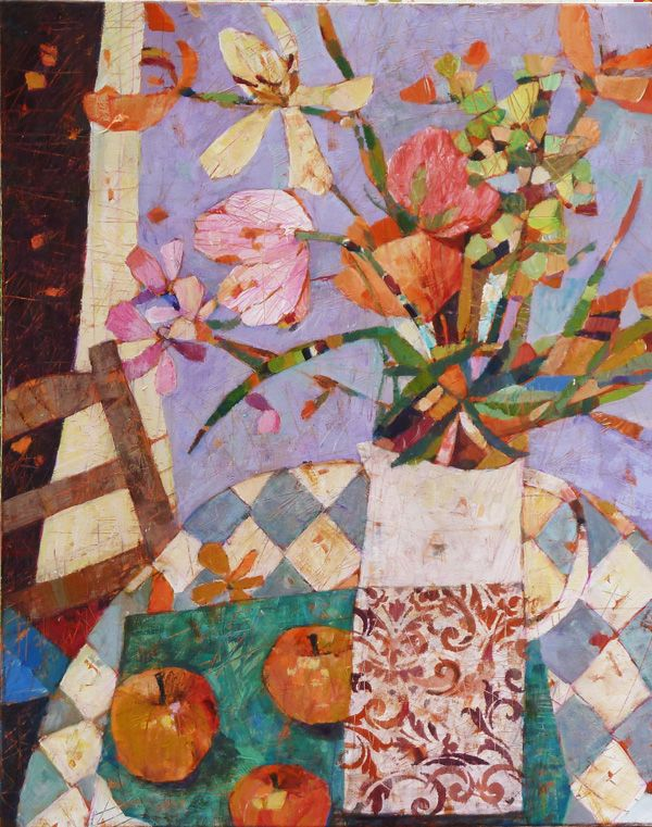 Sally Anne|Fitter : Spring Garden Flowers