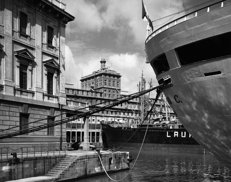 GABRIELE BASILICO, Genova 1985