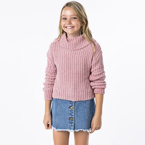 Image for Ava And Ever Girls Chenille Knit from City Beach Australia
