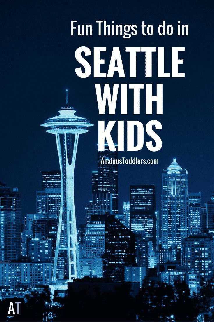 We were headed to Seattle with three kids for the first time. I scoured the web for things to do in Seattle with kids. I found a few gems to share!