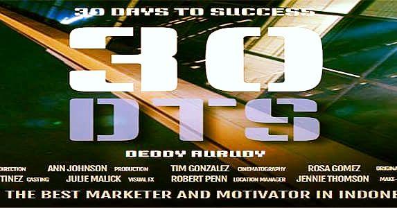 Seminar Rahasia Sukses Dalam 30 Hari  Public · event · by Deddy Aurudy  Sunday, August 28 at 1 PM - ...