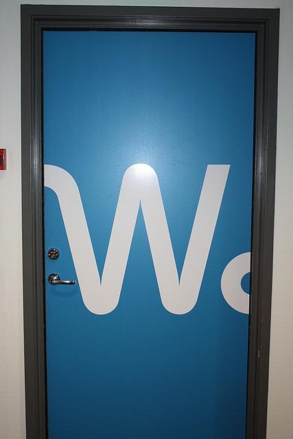 W. on the exit by saveasmervik, via Flickr