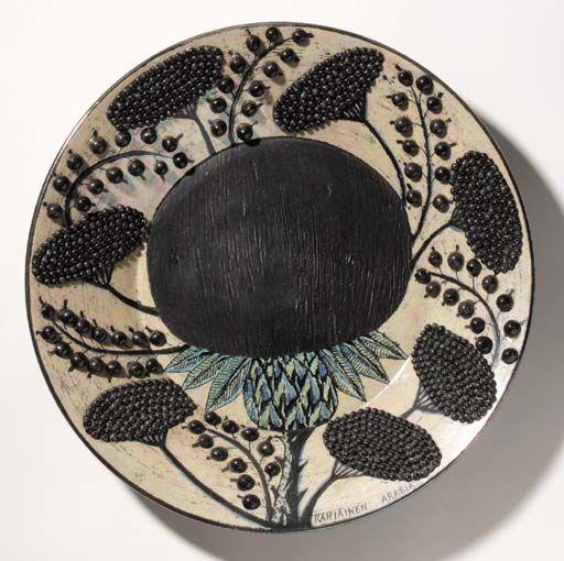 Birger Kaipiainen, Plate Arabia Finland