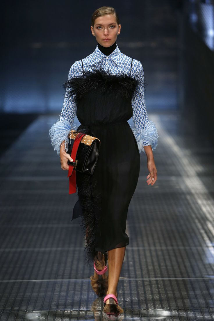 Prada | Ready-to-Wear Spring 2017 | Look 42