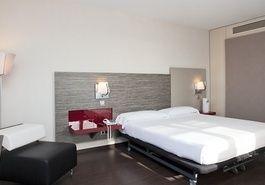 Confortel Barcelona Hotel Rooms