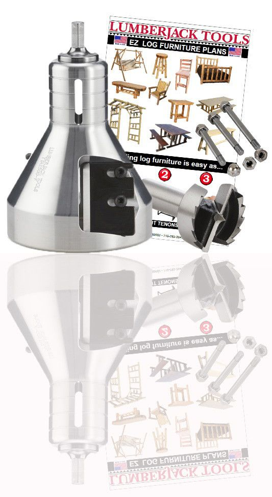 ISBK1 - Industrial Series Beginners Kit - 60 degree Shoulder Profile – Lumberjack Tools