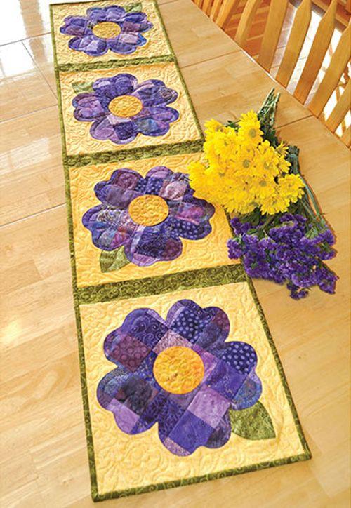 1000 id es sur le th me chemins de table en patchwork sur pinterest chemins de table - Chemin de table en patchwork ...
