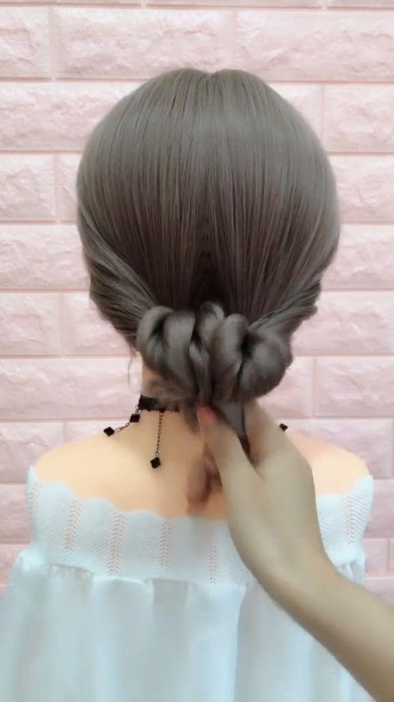How To Braid 20 Braid Hairstyles Video Tutorials In 2019 Hairstyle Women Pinterest Hair Braid Videos Long Hair Styles Hair Videos