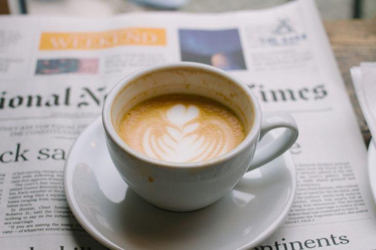 Morning Coffee at The Barn Berlin
