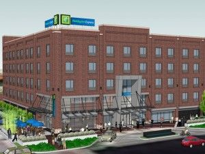 InterContinental Hotels, NewcrestImage Team Up for Bricktown Hotel