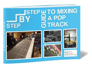 The strange art of mixing and post-production is always confusing. It's difficult to know where to start, what instruments should sound like and the equipment needed to ensure your recording sound finished and to a professional standard. The Music Espionage has put together this free guide 'Step by Step Guide to Mixing a Pop Track' to talk you through the process.