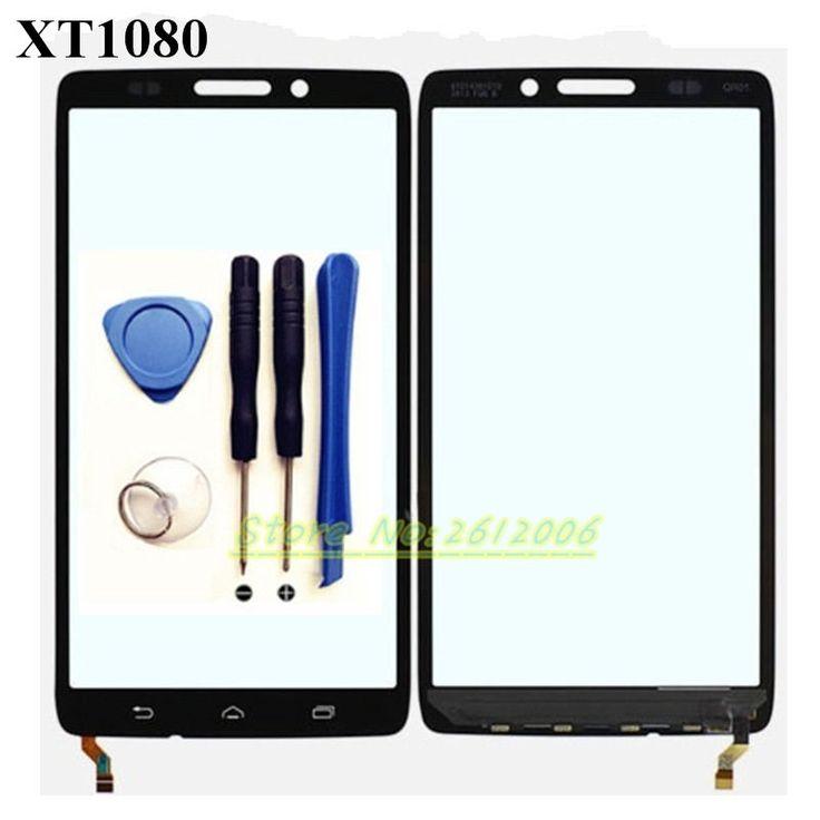 TP For Motorola Moto Droid Ultra XT1080 MAXX XT1080M Touch Screen Digitizer Front Glass Panel Sensor +tools #Affiliate