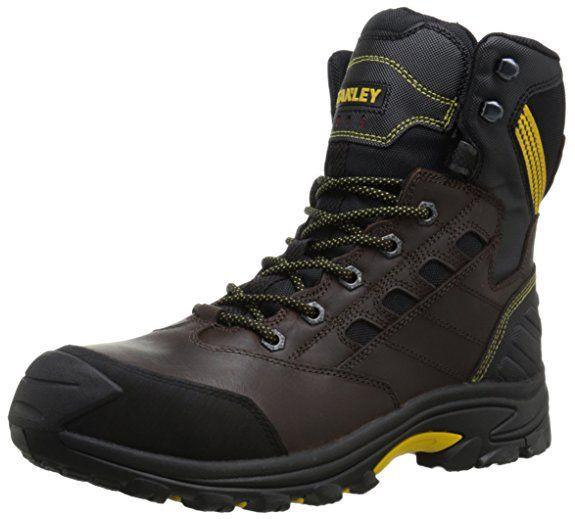 Stanley Men's Ramble 7 Inch Steel Toe Hiking Boot, Brown, 14 M US CDN$ 64.99 & FREE Return https://www.amazon.ca/gp/product/B00RWPTGMO/ref=as_li_qf_sp_asin_il_tl?ie=UTF8&camp=15121&creative=330641&creativeASIN=B00RWPTGMO&linkCode=as2&tag=pinteres0d238-20