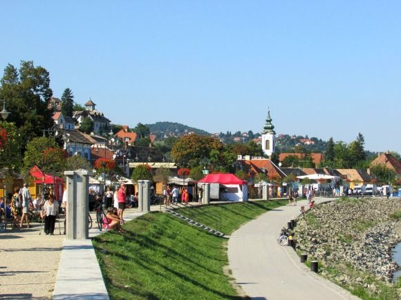 Szentendre, Day trip from Budapest, Hungary