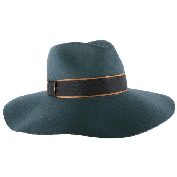 Chapeau Mode Femme bleu Kimberley par Christys #mode #femme #bonplan #shopping