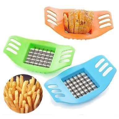 DIY French Fry Slicer, $2.99 | 37 Things That Actually Belong On Your Wishlist