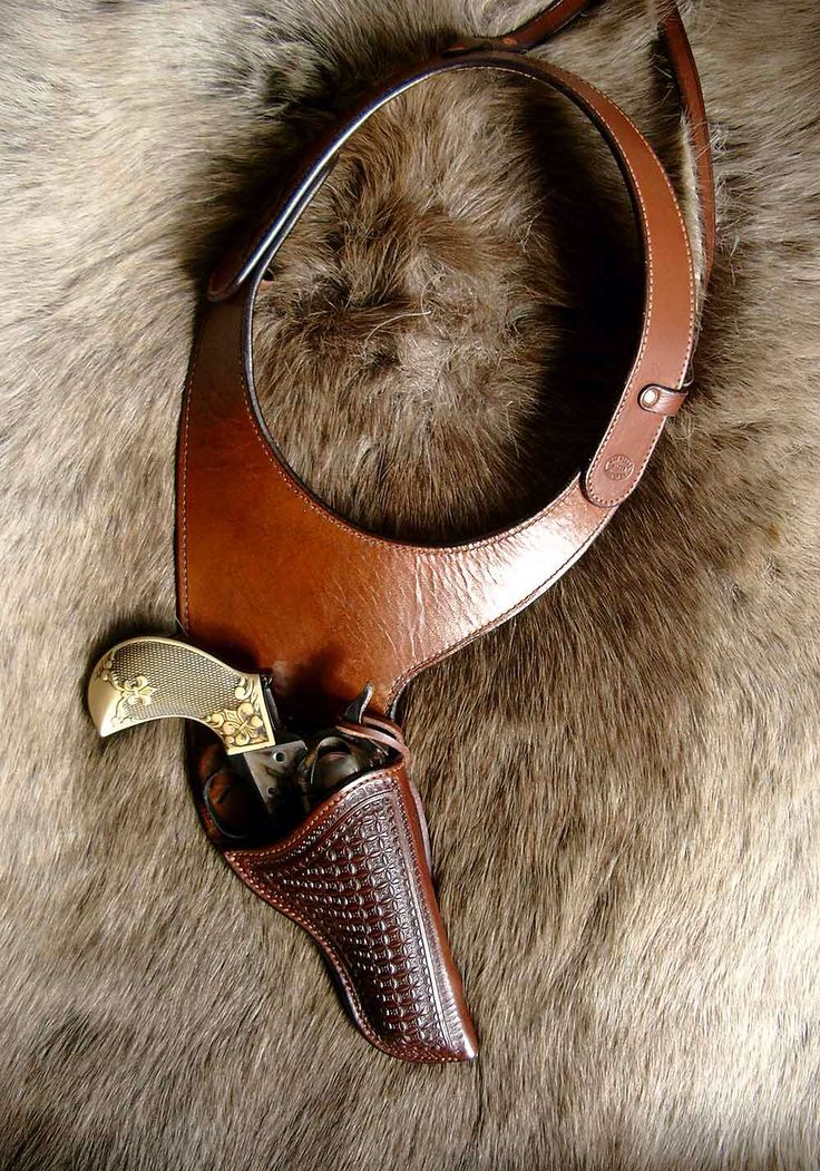 Single Action Revolver Shoulder Holster Holsters And
