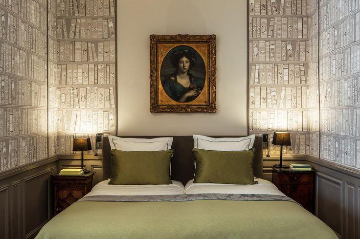 The Hôtel Mansart in pictures | Hotel Mansart **** Paris 75001 | Best prices online Credit: Gilles Trillard