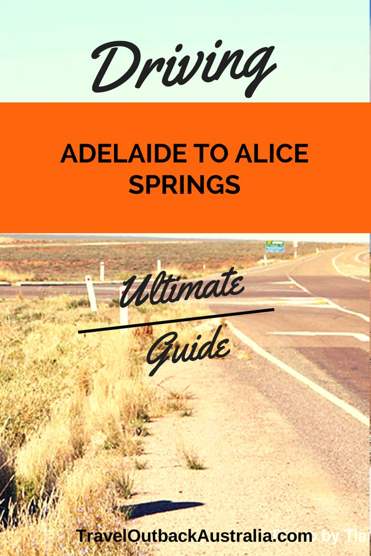 The Stuart Highway road trip from #Adelaide to #AliceSprings - a perfect trip for outback beginners: http://traveloutbackaustralia.com/driving-from-adelaide-to-alice-springs.html/