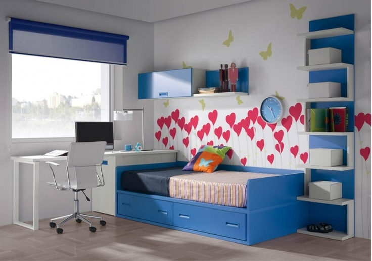 17 Best images about MUEBLES JUVENILES E INFANTILES on Pinterest