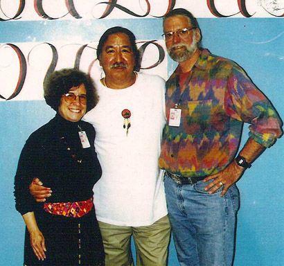 Leonard Peltier, One of the World's Longest-Held Political Prisoners | Please share ~