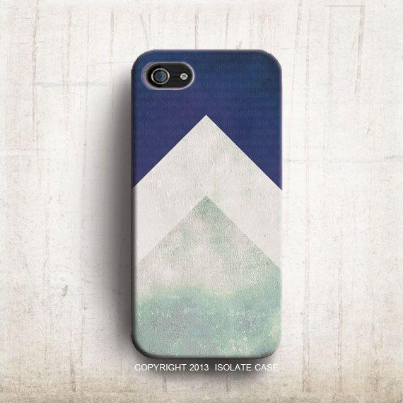 iPhone 6 hoesje driehoek geometrische 6 van IsolateCase op Etsy