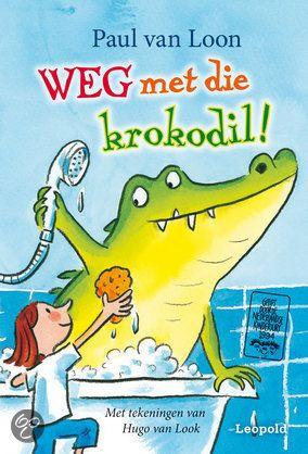 Weg met die krokodil !, Georgien Overwater & Paul van Loon