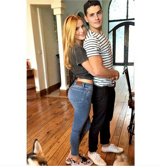 Time to Gush Over Bella Thorne and Gregg Sulkin's Cutest Instagram Snaps