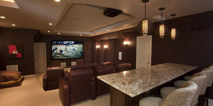 Home Theater Rooms Home Theater Design Home Theaters Interior
