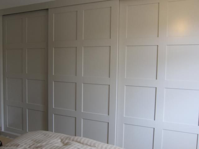 JAMES CARPENTRY www.james-carpentry.co.uk Wardrobes · Interior Sliding  DoorsSliding ...
