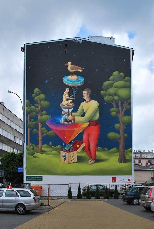 supercata:    Interesni Kazki (Lublin, Poland)
