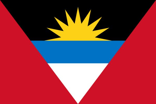 Vessels sailing under Antigua flag are required to have on board this flag as part of flag state requirements that derive from maritime regulations in the International Code of Signals and the Interna