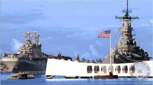 Pearl Harbor Tours, Memorials & Museums ~ Hawaii Tours, Visiting Pearl Harbor tickets for 2 Adults $300 with tax