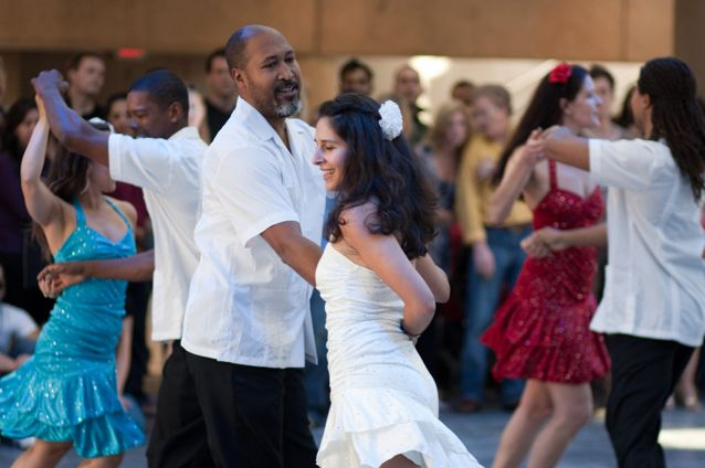 Robson Square Summer Dance Series