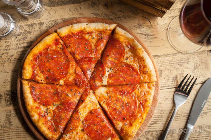 C1tizen: модный пицца-паста-бар на Владимирском