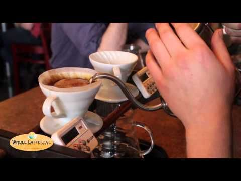 ▶ The Art of Pour Over Coffee by Joe Bean Coffee Roasters - YouTube