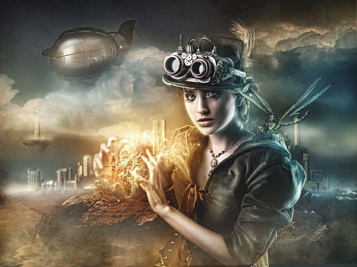 Steampunk Photoby Rebeca Saray