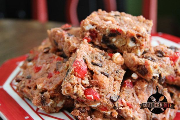 Icebox Fruitcake And Why Christmas Trees Don't Have to be Green