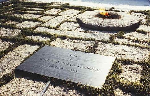 Arlington Cemetary, Washington D.C. - JFK Memorial