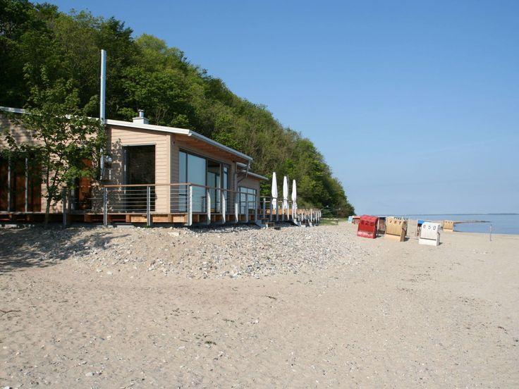 Strandlounge Ferienhaus Ostsee
