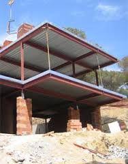 Resultado de imagen para estructuras metalicas voladizo edificio
