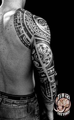 best 25 maori tattoo arm ideas on pinterest arm tattoos polynesian arm tattoos samoan and. Black Bedroom Furniture Sets. Home Design Ideas