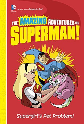Supergirls Pet Problem! (The Amazing Adventures of Superman!) @ niftywarehouse.com #NiftyWarehouse #Superman #DC #Comics #ComicBooks