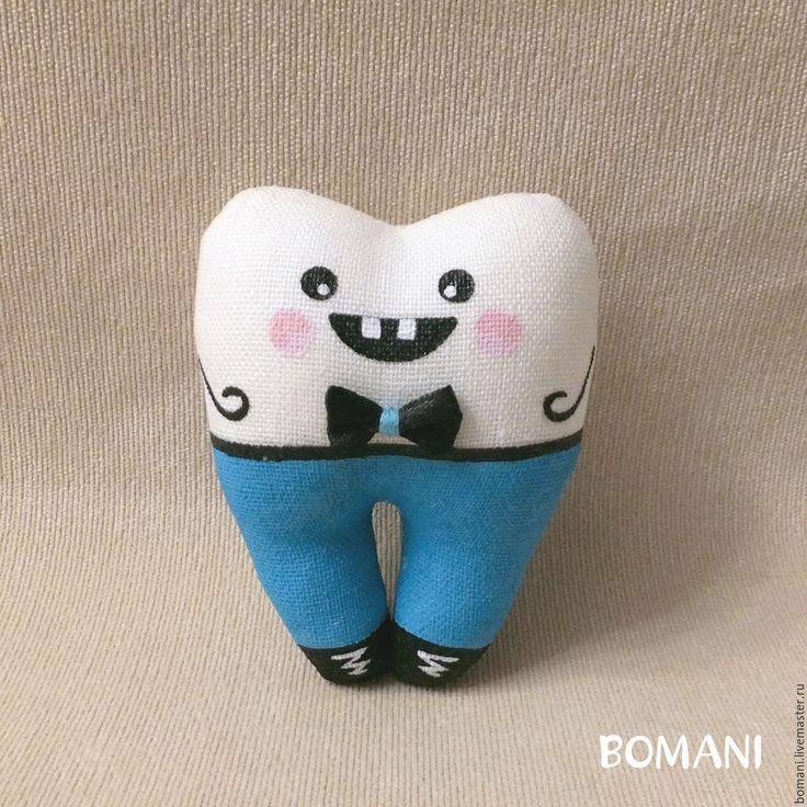 "Богомолова Марина. Bomani. Зубики ""Жених и невеста"" - зуб, зубик, зубная фея, зубы, Зубастик, подарок"