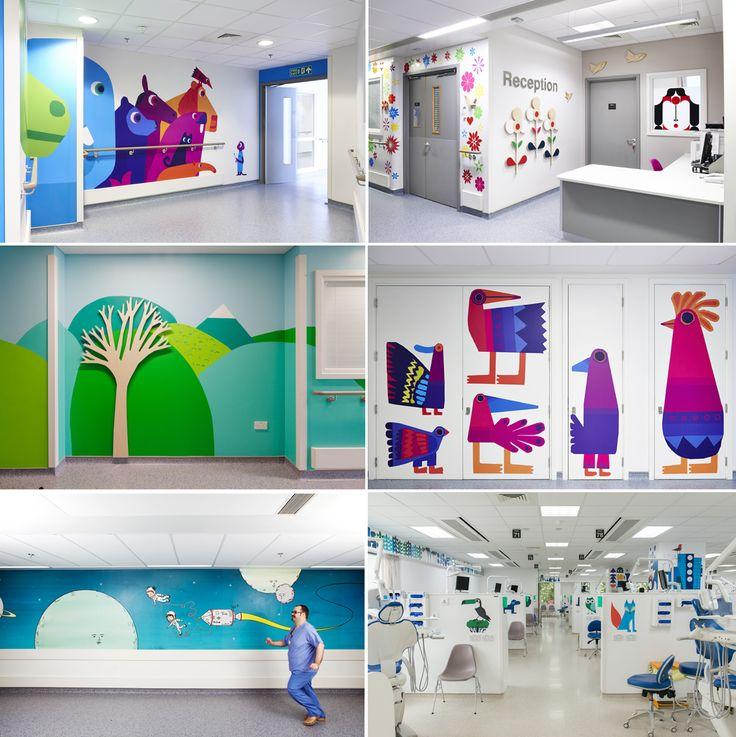 Szpital dziecięcy w Londynie, otwarty po remoncie w 2012 roku  http://on.fb.me/1ZfiTxy