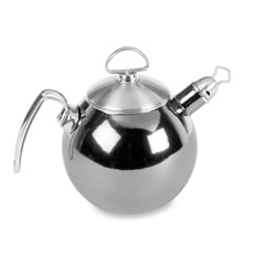 Chantal® 1.3-Quart Onyx Enamel on Steel Tea Kettle