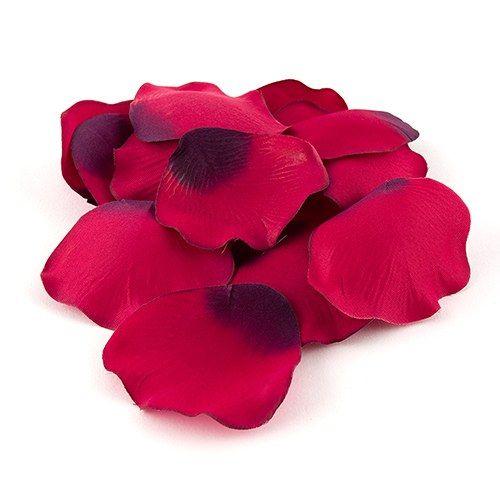 Silk Rose Petals - The Knot Shop