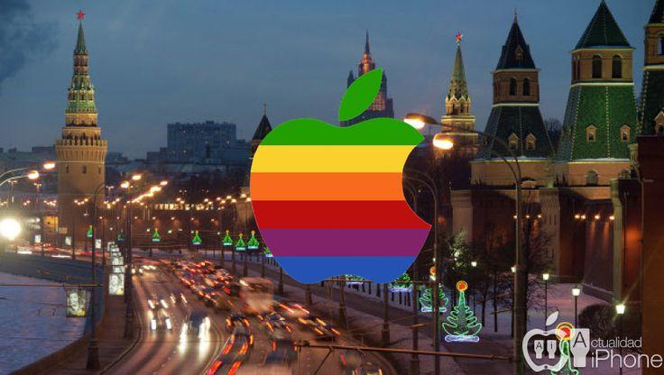 """La policía rusa investiga a Apple por """"promover la homosexualidad"""" - http://www.actualidadiphone.com/la-policia-rusa-investiga-a-apple-por-promover-la-homosexualidad/"""